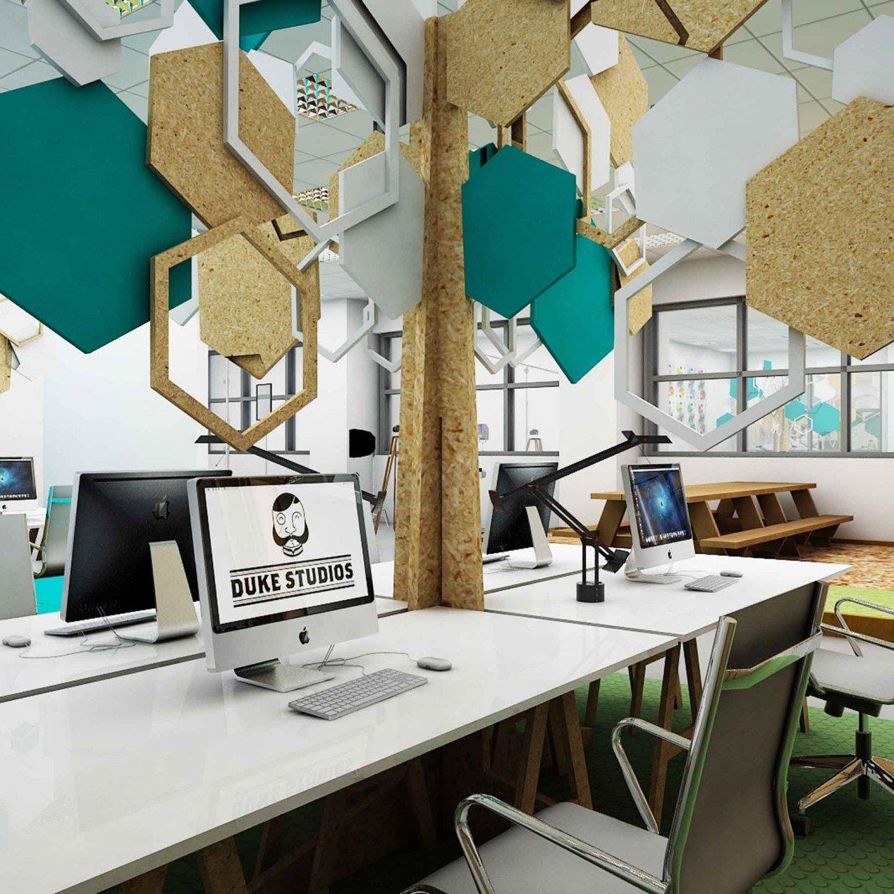 Как лучше оформить офис